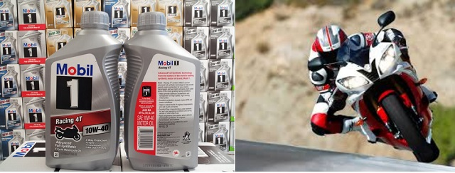 Racing 4T 10W40 Motorcycle Oil