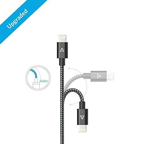 Кабель для iPhone/iPad Anker Nylon Braided USB Cable with Lightning Connector 1.8м [Apple MFi Certified]