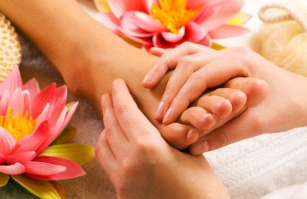 Особенности тайского массажа ног