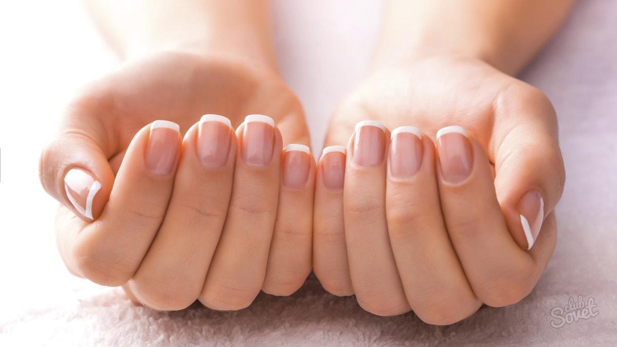 Изменение цвета ногтевых пластин: причины и ванночки для лечения