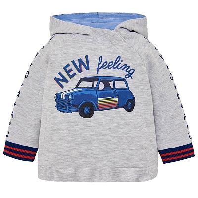 Одежда Mayoral Весна-Лето 2019, толстовка для мальчика