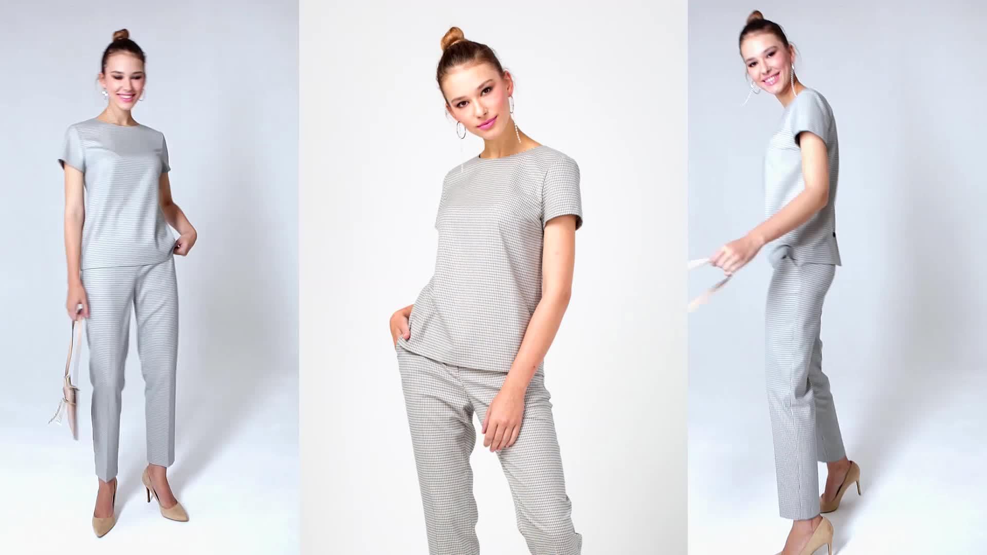 dda3c4292e3 Купить нарядную женскую блузку Г664-751 с бесплатной доставкой по России и  примеркой