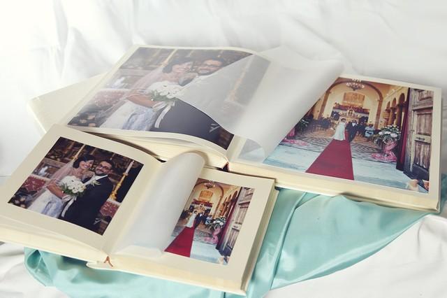 фотоальбом с картонными страницами