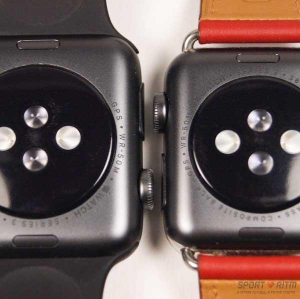Нагрудный пульсометр и Apple Watch