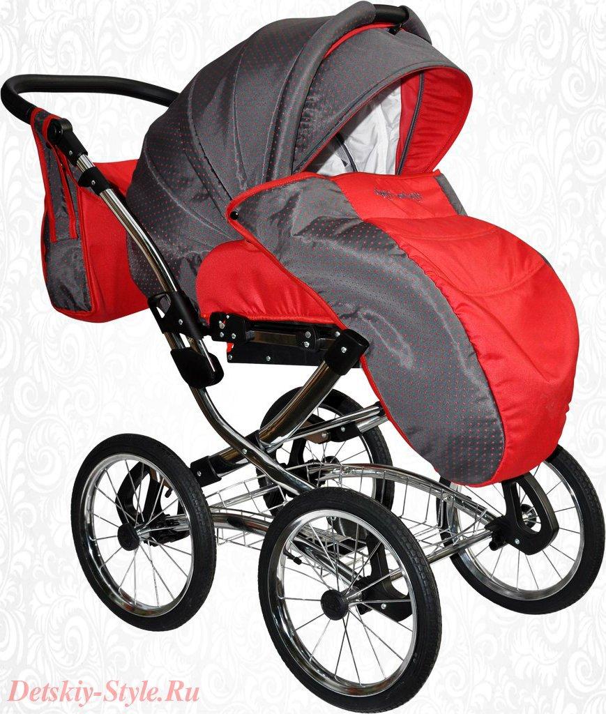 Прогулочный блок детской коляски Stroller Maxima Magic 2в1