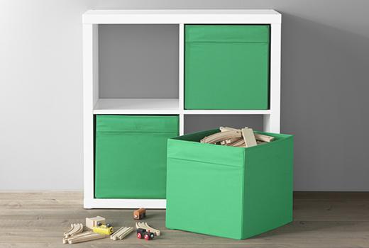 Ящики для хранения от Ikea