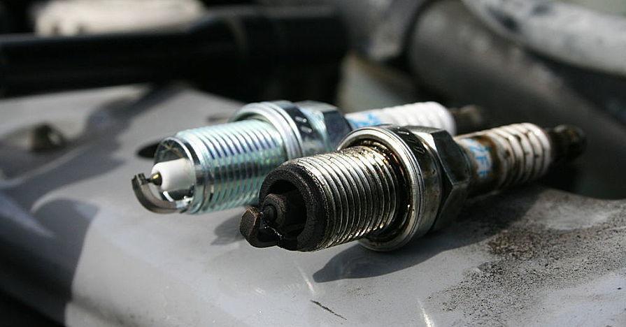 Свечи зажигания автомобиля иридиевые