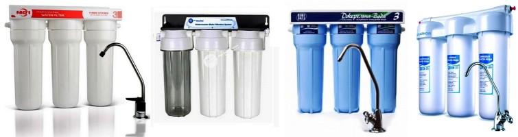 филтры для очистки воды в Тюмени