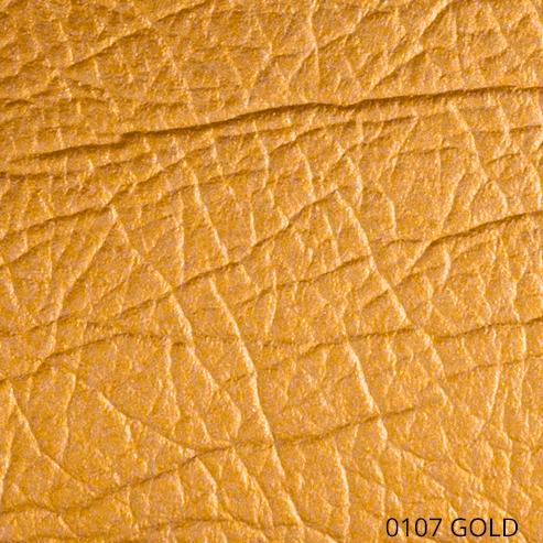 кожа - золотой цвет