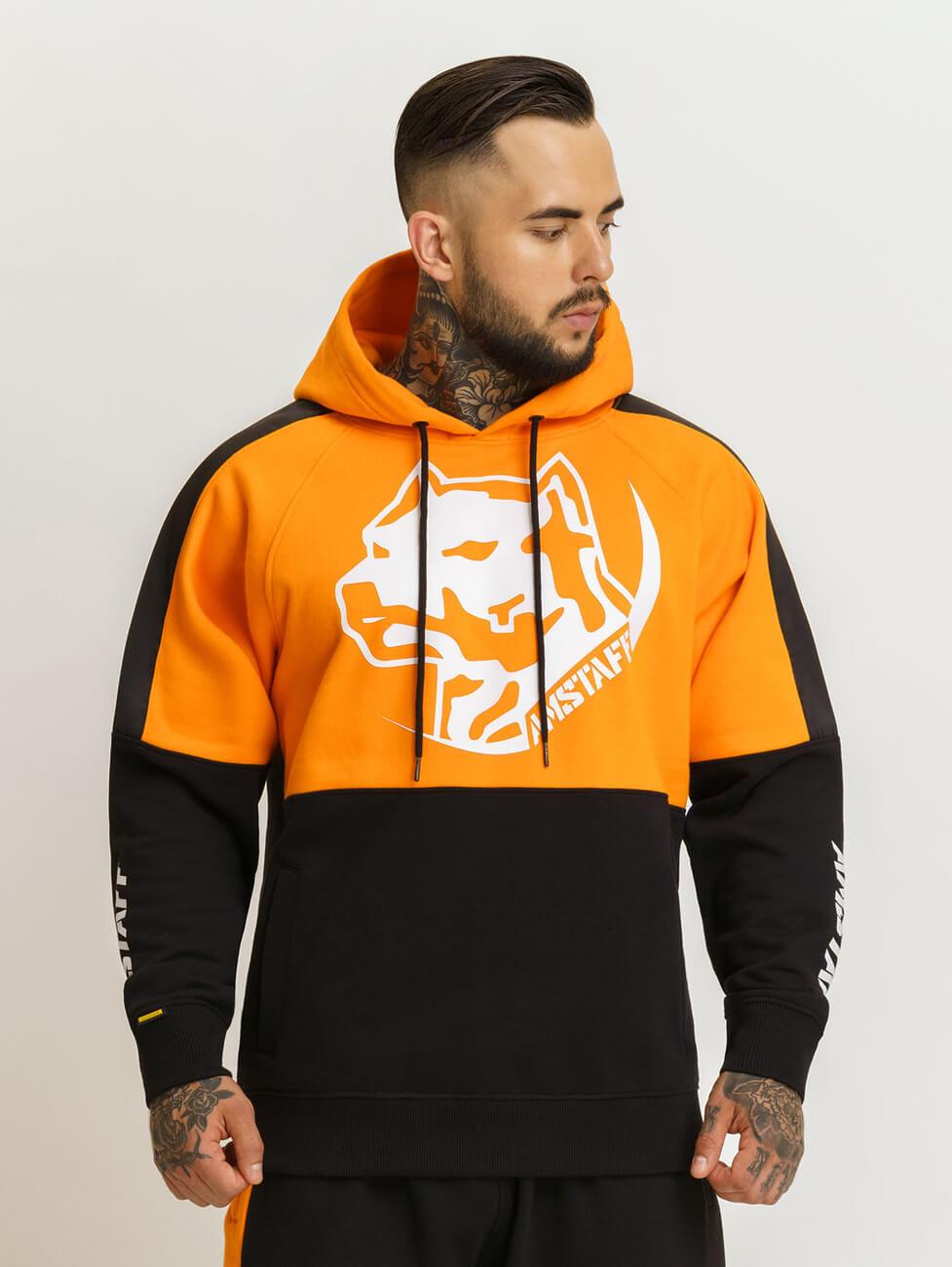 Оранжевый спортивный костюм мужской Amstaff Dozer orange