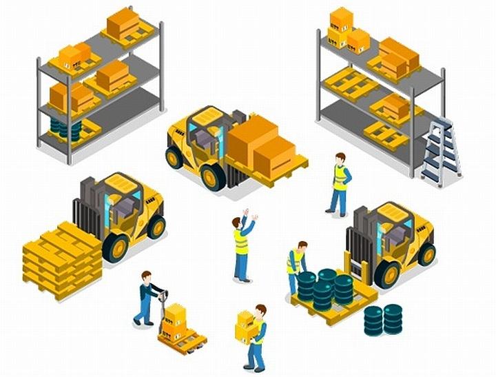 Простейшие складские операции автоматизирует любая специализированная программа