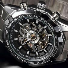 Модные классические мужские часы наручные