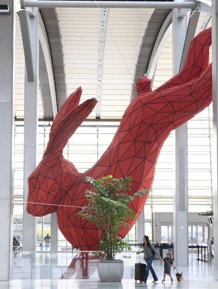 Фигура кролика.