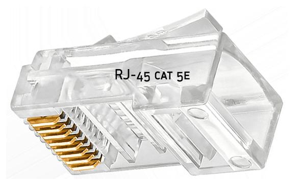 RJ-45_cat5e коннектор