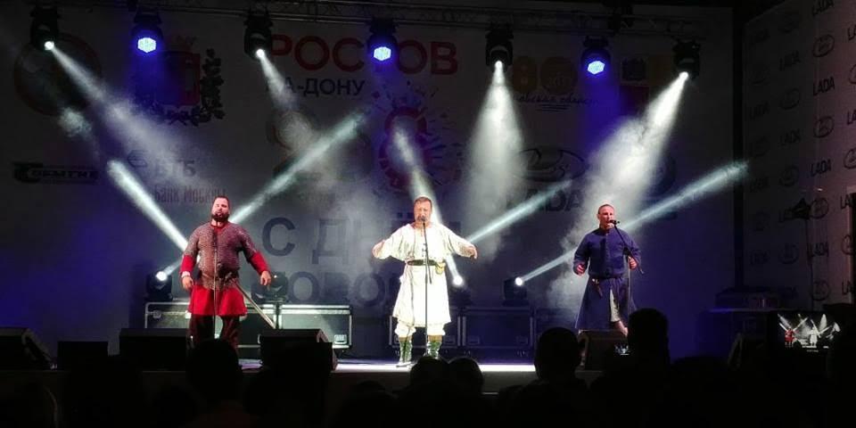 7 октября в Концертном зале отеля Юность Николай Емелин