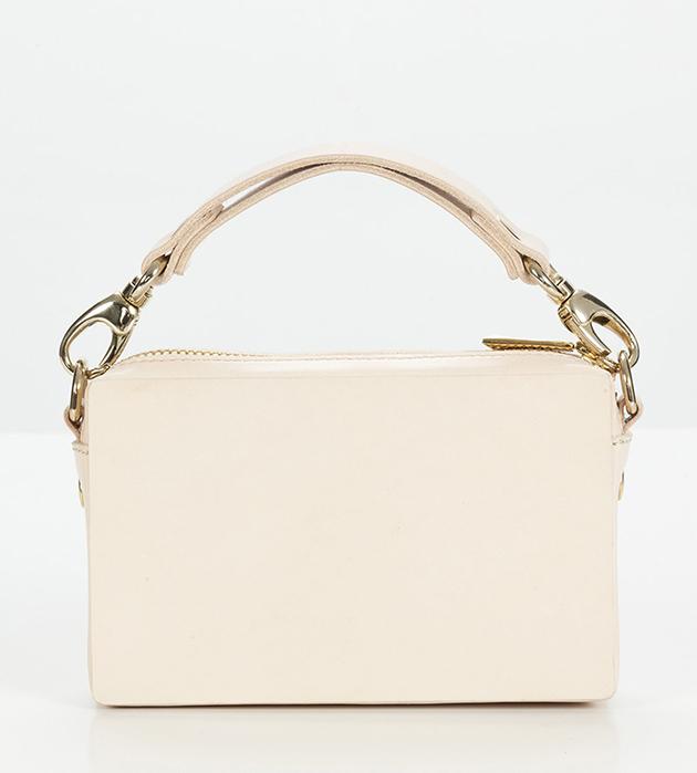 необычная сумка из кожи Rectangular Panther Bag от испанского бренда ANDRES GALLARDO