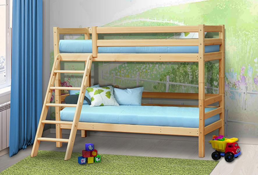 детская двухъярусная кровать в СПб