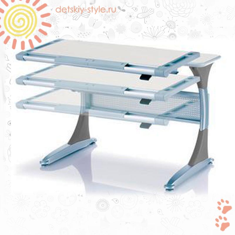 детский стол парта comf-pro harvard box, купить, цена, парта трансформер, школьная парта комф про harvard box, заказ, дешево, отзывы, заказать, стоимость, растущая парта меалюкс