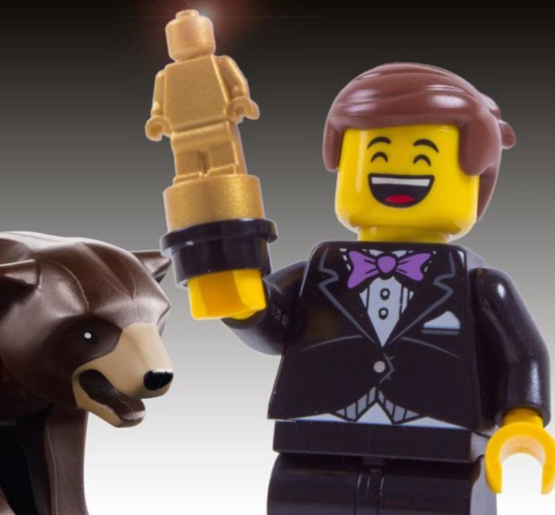 LEGO инфоповод