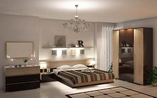ТЕРРА Мебель для спальни