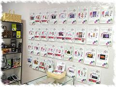 Магазин Папертоль (г. Москва, ул. Гостиничная, 3, оф.530). В этом магазине продается продукция Paperlove.