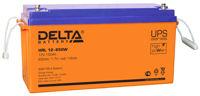 Необслуживаемый свинцово-кислотный аккумулятор Delta HRL-W на 150 Ah