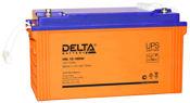 Необслуживаемый свинцово-кислотный аккумулятор Delta HRL-W на 120 Ah