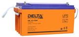 Необслуживаемый свинцово-кислотный аккумулятор Delta HRL-W на 80 Ah