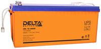 Необслуживаемый свинцово-кислотный аккумулятор Delta HRL-W на 200 Ah