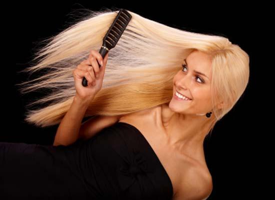 Правильный уход за тонкими волосами.