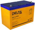 Необслуживаемый свинцово-кислотный аккумулятор Delta HRL-W на 90 Ah