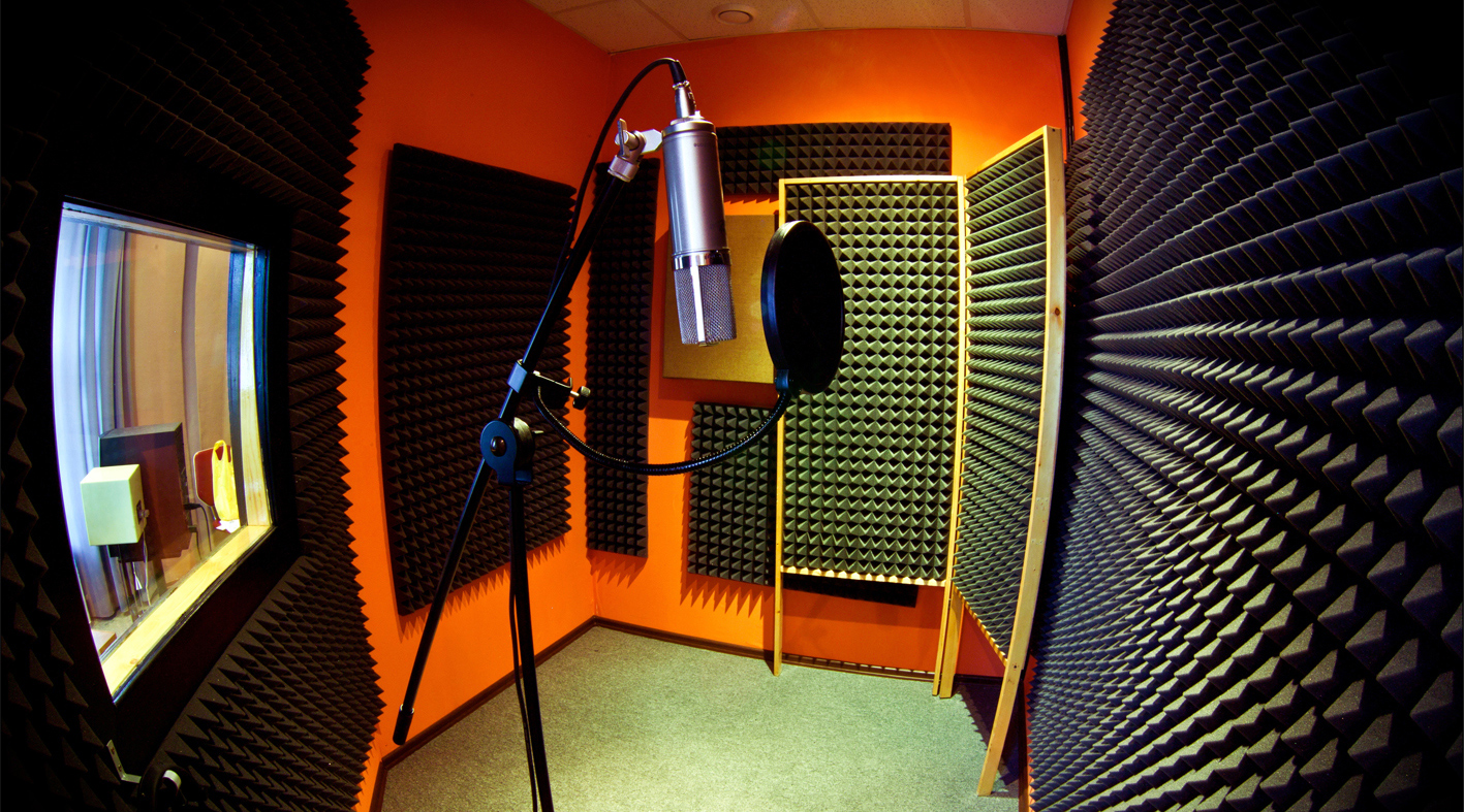 звукоизоляция студии