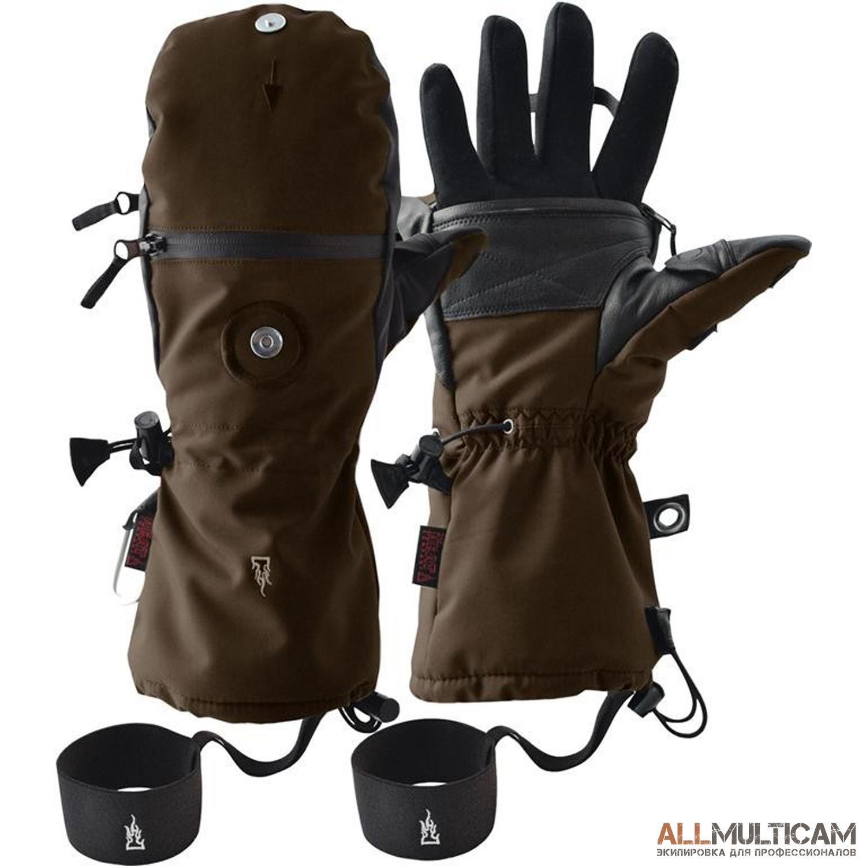 Тактические перчатки Heat 3
