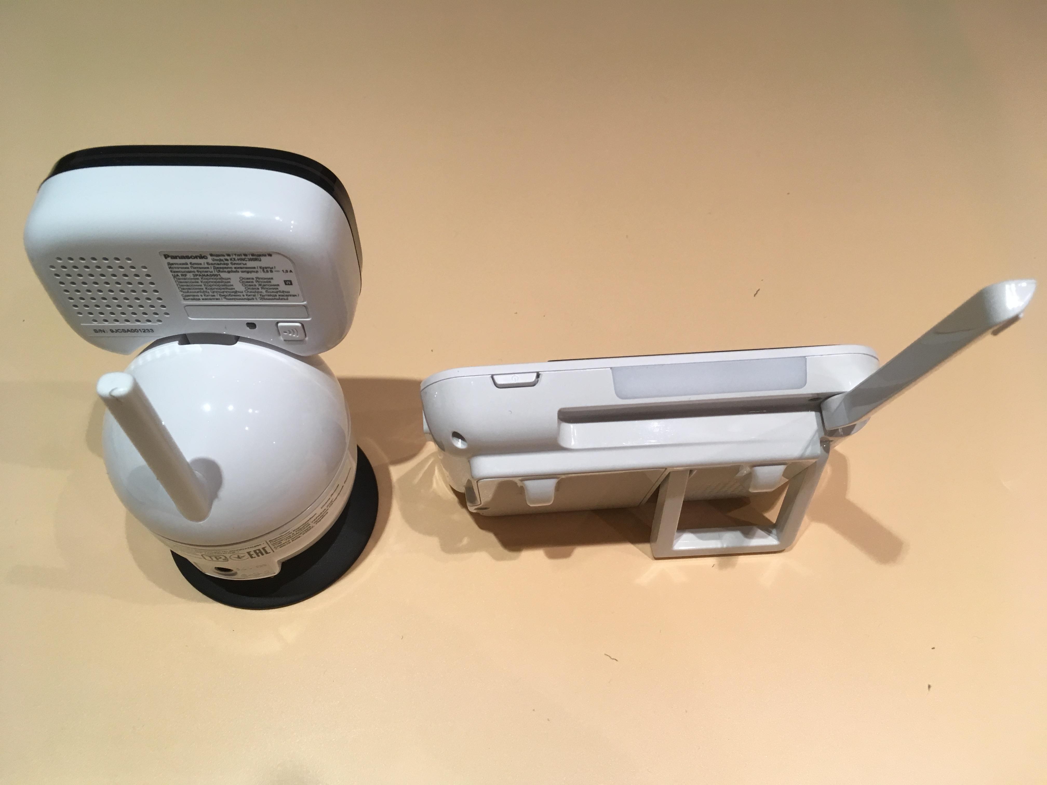 Видеоняня Panasonic KX-HN3001 купить