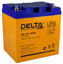 Необслуживаемый свинцово-кислотный аккумулятор Delta HRL-W на 28Ah