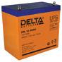Необслуживаемый свинцово-кислотный аккумулятор Delta HRL-W на 55 Ah