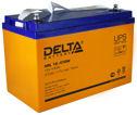 Необслуживаемый свинцово-кислотный аккумулятор Delta HRL-W на 100 Ah