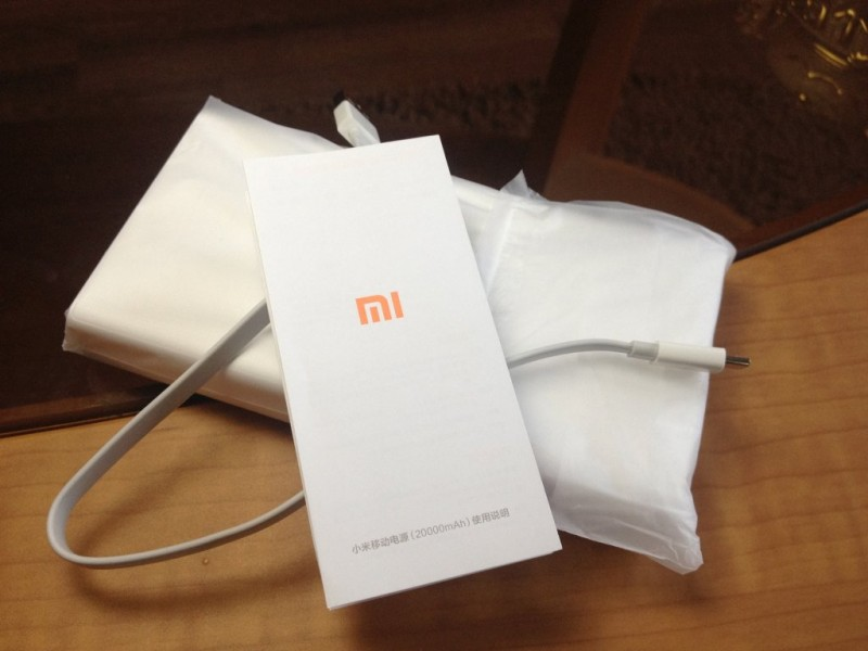 Основные преимущества Xiaomi power bank 2 20000