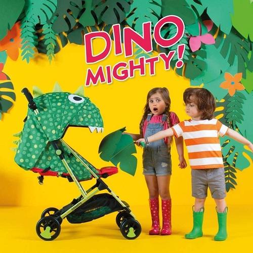 Cosatto Woosh Dino Mighty с доставкой по России в интернет-магазине Мама Любит!