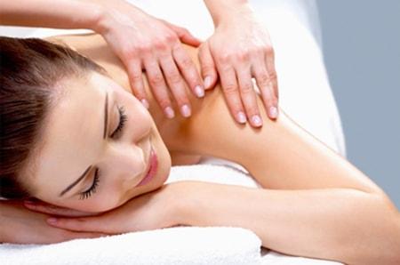 Воздействие массажа на органы и системы