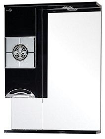 Зеркало-шкаф для ванной комнаты Оника