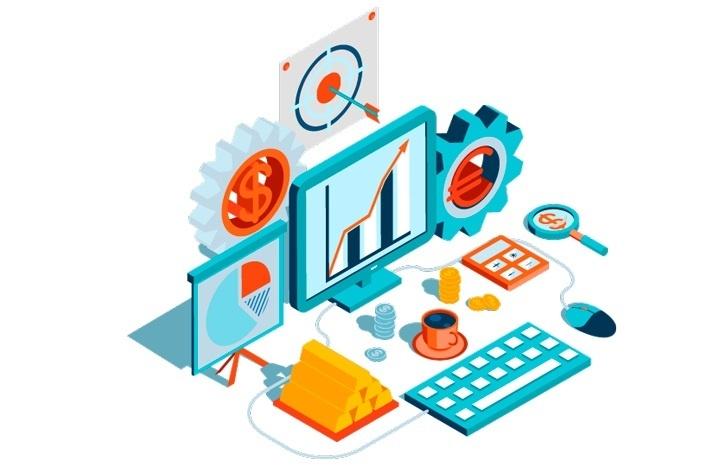 Программы учета объединяют в себе много аналитических инструментов
