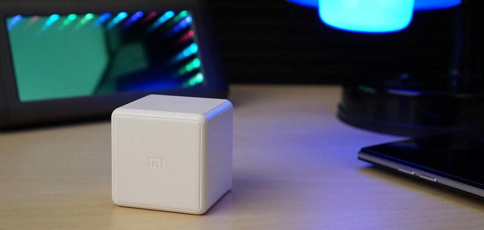 наслаждайтесь комфортным использованием кубика Xiaomi