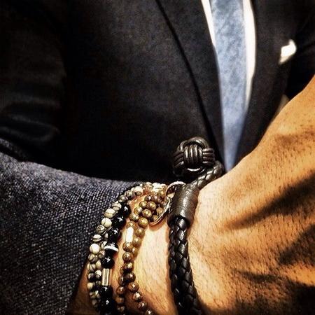 Как сделать браслет из бусин своими руками