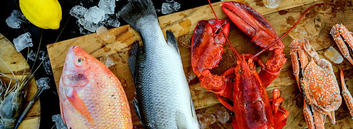 Крабы и морепродукты по отличным ценам!