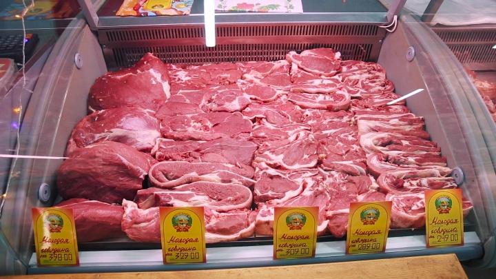 Мясо в торговой витрине всегда должно выглядеть свежим