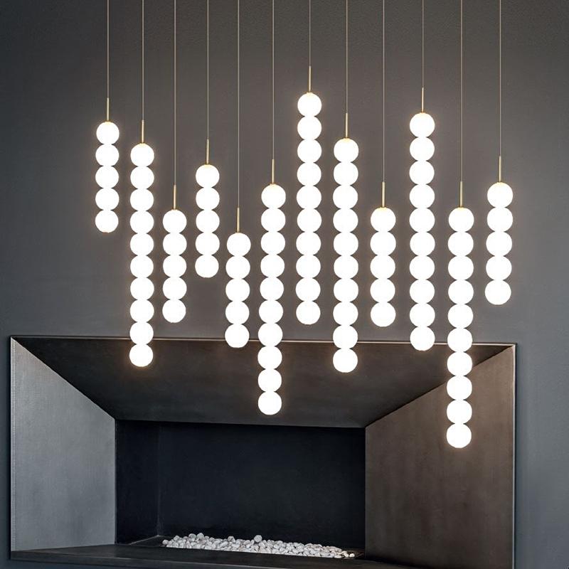 Светильник Abacus от Terzani