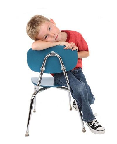 Низкая успеваемость в школе возможна из-за сидячего образа жизни