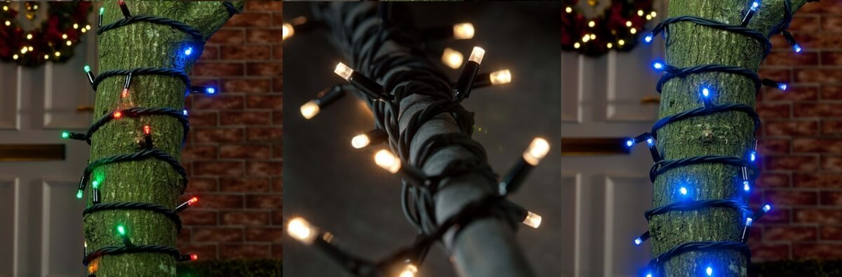 Гирлянды нить String