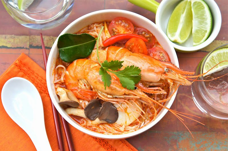 tom yum degustations
